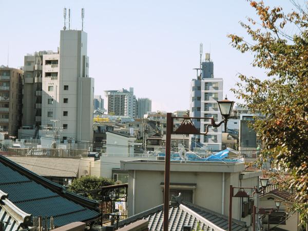 富士見坂 谷根千