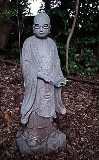 東福寺メガネ羅漢さん