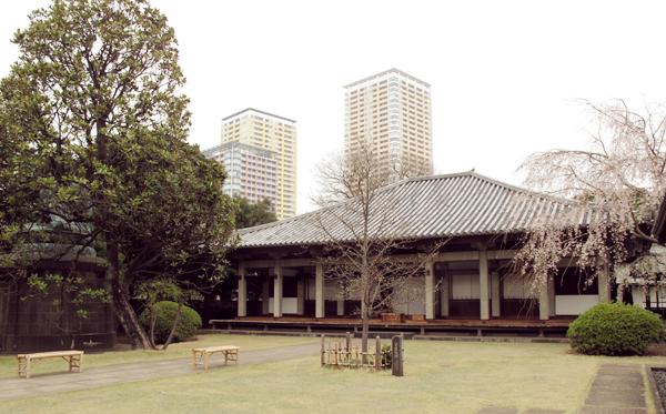 天王寺 谷中霊園